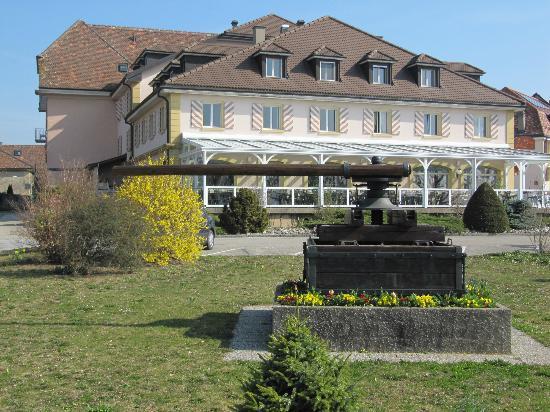 Hotel Le Vaisseau: L'hôtel