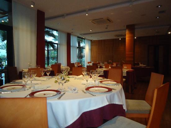 Hotel Clipper & Villas: comedor