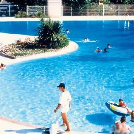 Portiragnes, Francia: piscine