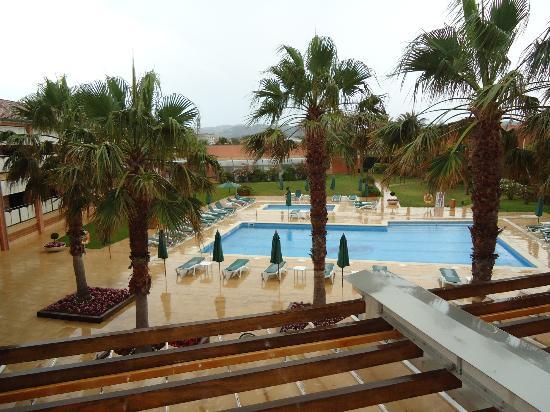 Hotel Clipper & Villas: vista desde la habitacion