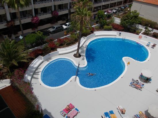 Hotel-Apartamentos Andorra: pool