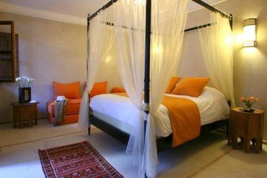 Riad Cherrata: Chambre SABRA - 1er étage