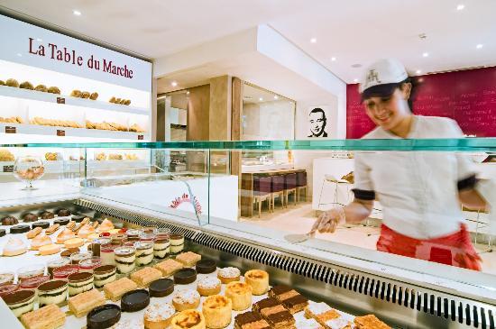 Hivernage Hotel & Spa: La Boutique de la Table du Marché