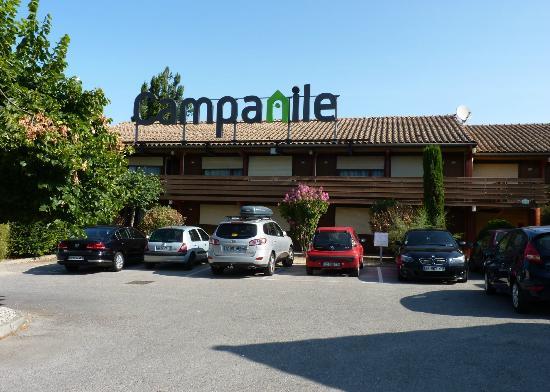 Campanile Marseille Est - La Penne: Hôtel - chambres