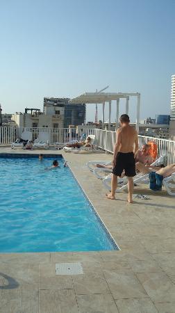 Argento Hotel : Piscina