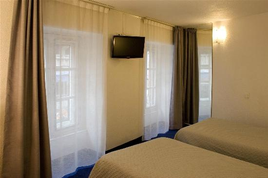 hotel ours blanc centre toulouse recenze a srovn n cen tripadvisor. Black Bedroom Furniture Sets. Home Design Ideas