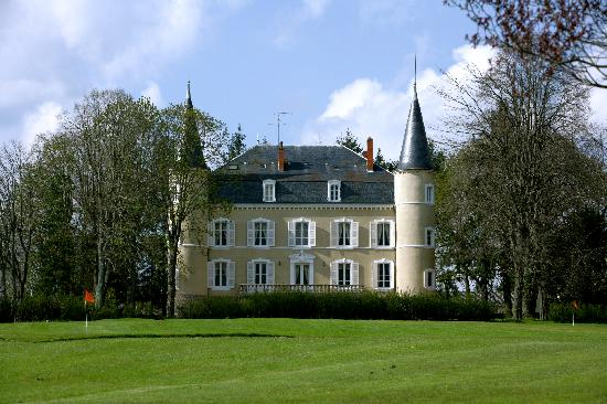 Château de la Frédière - Golf de Céron