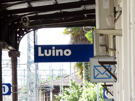 Mercato di Luino: Bahnhof
