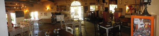 The Barn Pub & Restaurant : Dining room