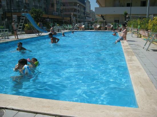 Swimming Pool Picture Of Hotel K2 Bellaria Igea Marina Tripadvisor