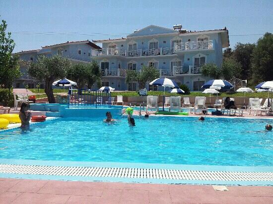Filoxenia Hotel Apartments : really nice hotel.. really nice owners