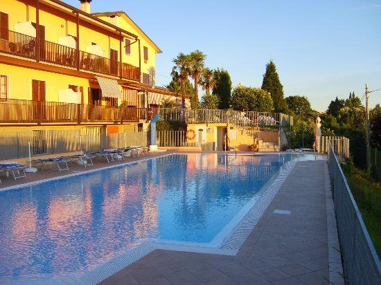 Albergo Panoramica: piscina
