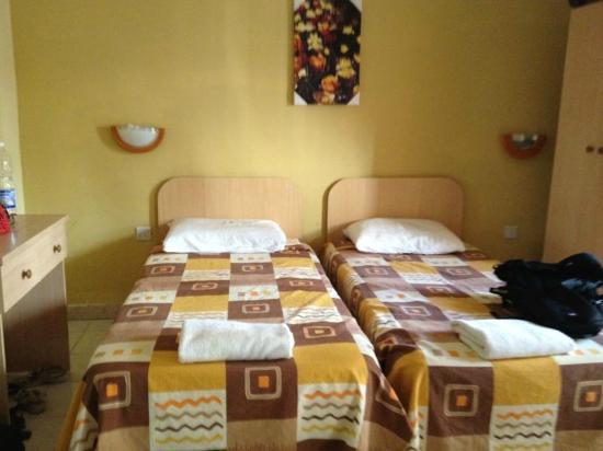 Euroclub Hotel: La habitación