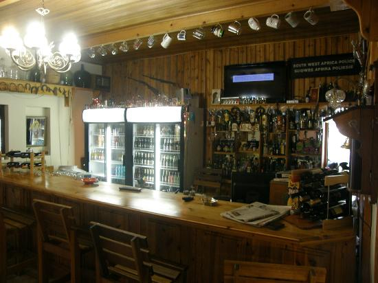 Stampriet Historical Guesthouse: Bar