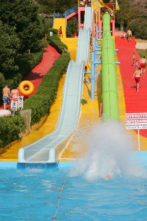 Extreme Tubes - Picture of Acqua Plus Water Park ...