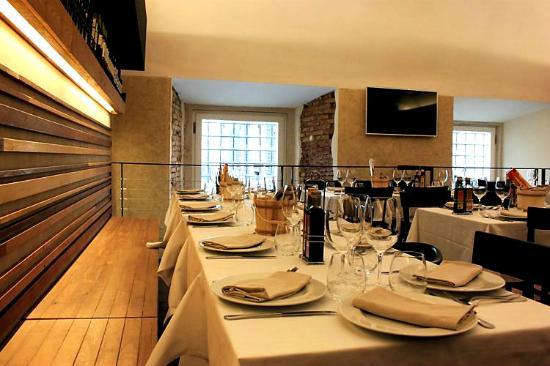 Ristorante coso wine and restaurant in roma con cucina - Cucina romana roma ...