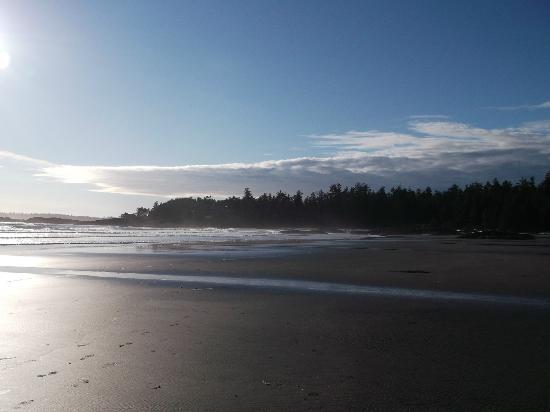 Wickaninnish Inn and The Pointe Restaurant: Hotel Beach