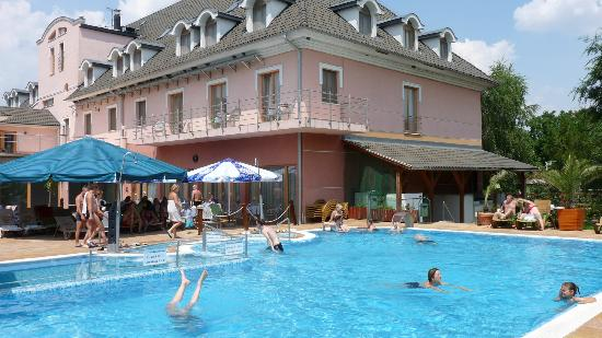 Thermal Hotel Szivek