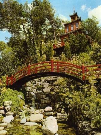 Jardines pagoda china picture of el pedregar de for Jardin de china