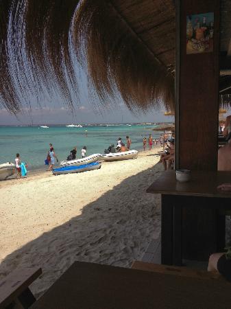 Playa de Es Trenc: Chiringuito Es Trenc
