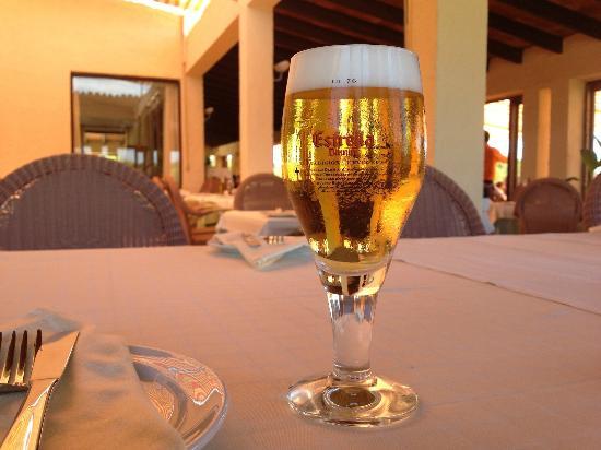 Playa de Es Trenc: Restaurante Es Trenc