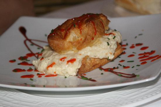 Restaurante Casona de Torres: Bacalao! Buenísimo!
