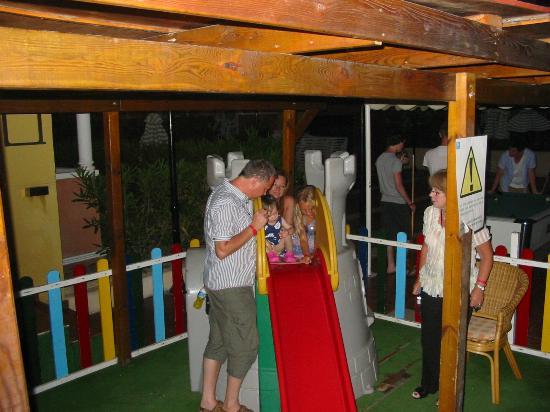 Compostela Beach Resort - Golf III : play area