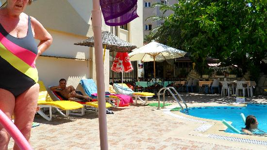 Hotel Eda: By the pool