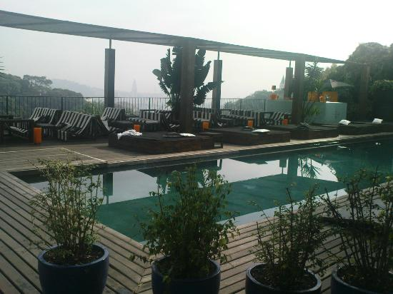Hotel Santa Teresa MGallery by Sofitel: piscine