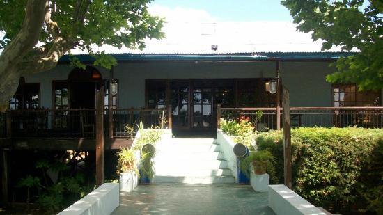 Rio Laura Delta Lodge: Entrada