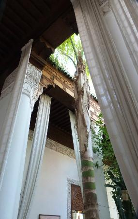 Riad Slitine: High ceilings