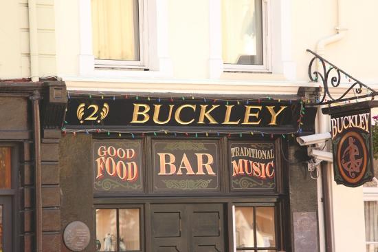 Arbutus Hotel: Hotel Bar, Buckleys