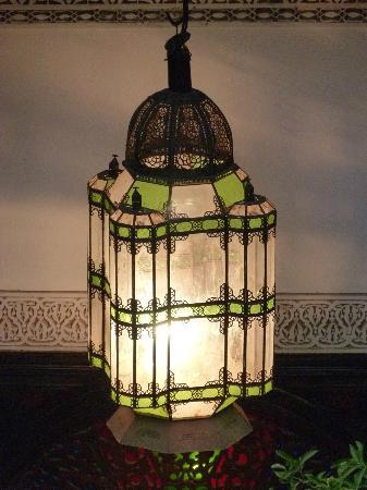 Riad Slitine: Stunning lamp