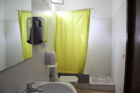 Central Palma Hostel : Baño primer piso
