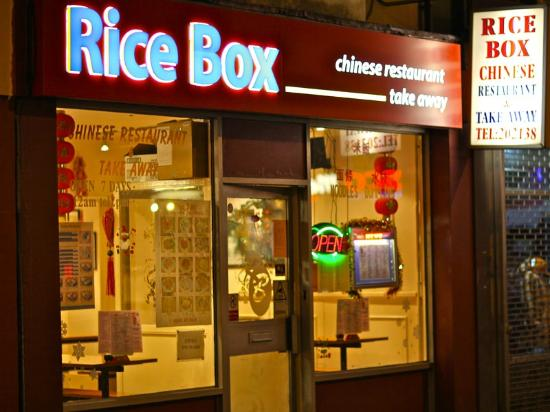 Rice Box Restaurant & Rice Box Restaurant - Picture of Rice Box Oxford - TripAdvisor Aboutintivar.Com