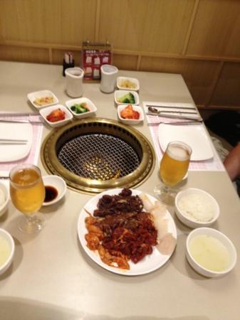 kimchee korean restaurant