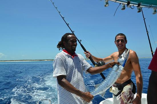 Tranquillity On The Bay Resort: Deep Sea Fishing