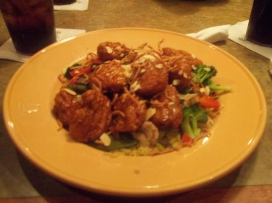 Applebee's Restaurant : Orange Chicken