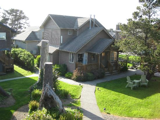 Inn at Cannon Beach: outside