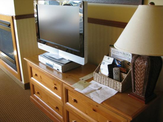 Inn at Cannon Beach: tv / dvd