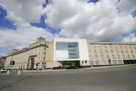 Premier Inn Edinburgh City Centre (Haymarket) Hotel: Hotel