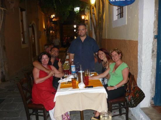 Larenzo Taverna: Leuke avond bij La Renzo !