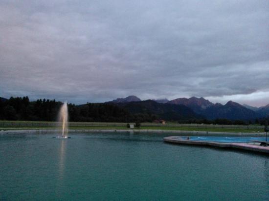 Das König Ludwig Wellness & SPA Resort Allgäu: Pool