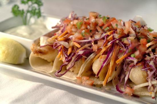 Adelle's: Fish Tacos