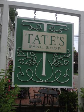 Tate's Bake Shop: Tate's