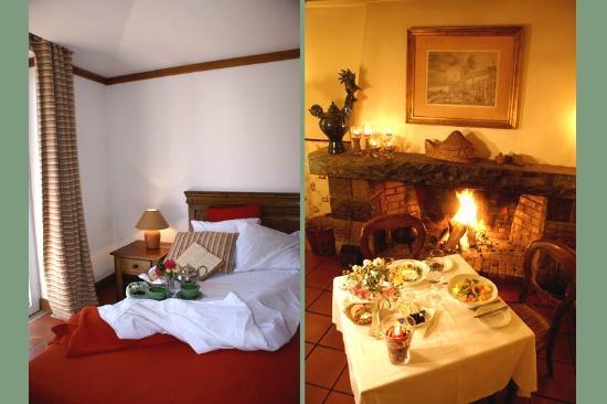 Estalagem de Colares: Room and Restaurant