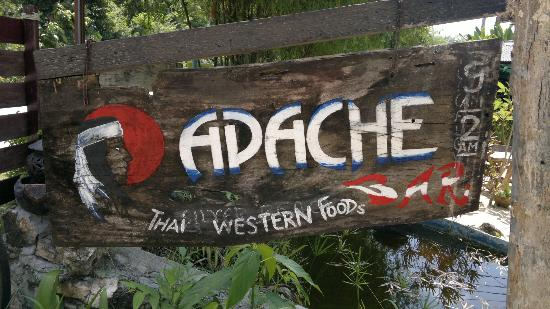‪Apache Bar & Restaurant‬