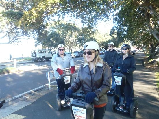 MagicBroomstick (Segway) Tours: on our way :)