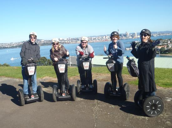 MagicBroomstick (Segway) Tours: look no hands!