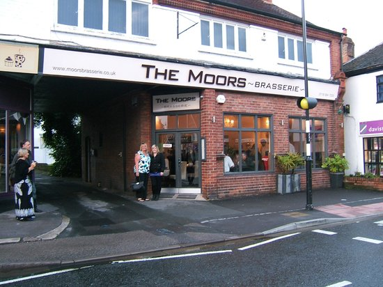 The Moors Brasserie: Opening Night